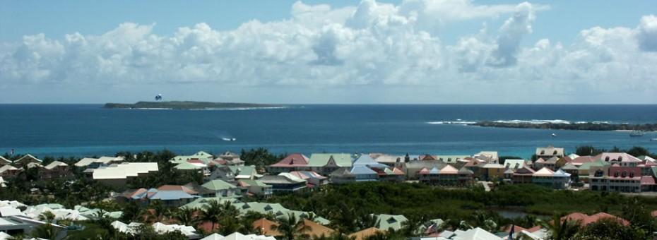 Orient Bay - Saint-Martin - FWI