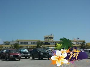 L'aéroport international de Saint-Martin