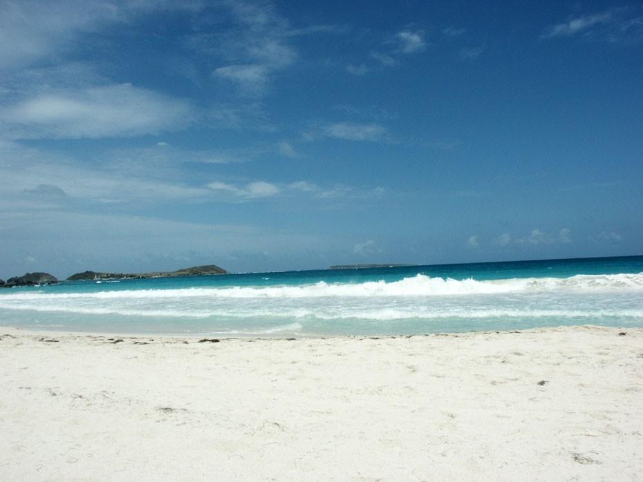 Orient Bay - La plage